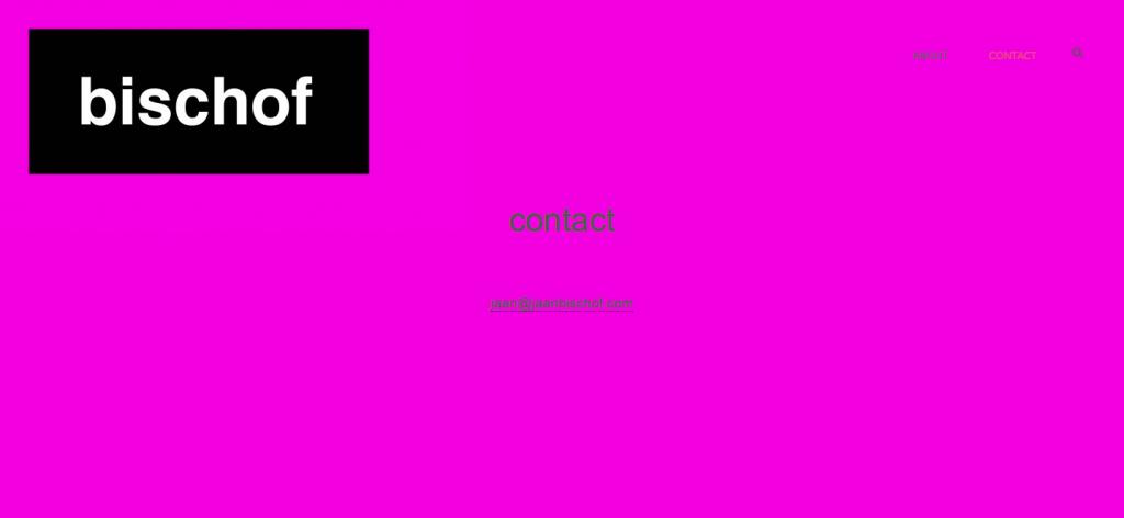 WebseiteJaanContact